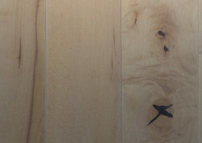 Holzboden Ahorn Dielen