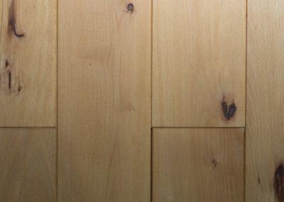 Buche Holzdielen Fußboden